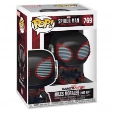 Фигурка Funko POP! Bobble: Marvel: Miles Morales (2020 Suit)