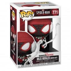 Фигурка Funko POP! Bobble: Marvel: Miles Morales (Winter Suit)