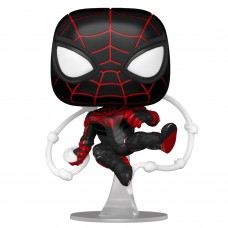 Фигурка Funko POP! Bobble: Marvel: Miles Morales (Advanced Tech Suit)