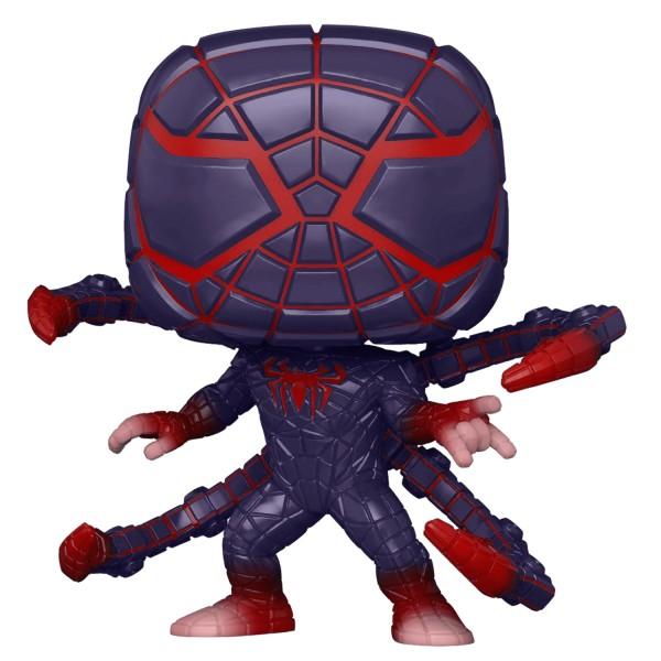 Фигурка Funko POP! Bobble: Marvel: Miles Morales (Programmable Matter Suit)