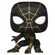 Фигурка Funko POP! Bobble: Marvel: Spider-Man No Way Home: Spider-Man (Black & Gold Suit)