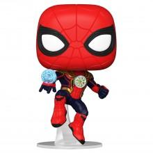 Фигурка Funko POP! Bobble: Marvel: Spider-Man No Way Home: Spider-Man (Integrated Suit)