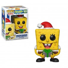 Фигурка Funko POP! Spongebob S2: Bob Xmas