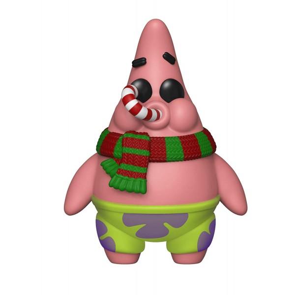 Фигурка Funko POP!  Spongebob: Patrick Xmas