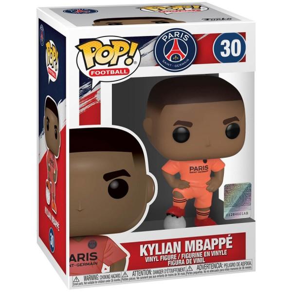 Фигурка Funko POP! Vinyl: Football: PSG: Kylian Mbappé (Away Kit)