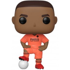Фигурка Funko POP! Vinyl: Football: PSG: Kylian Mbappé (Away Kit)