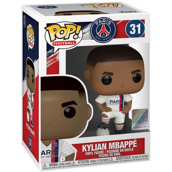 Фигурка Funko POP! Vinyl: Football: PSG: Kylian Mbappé (Third Kit)