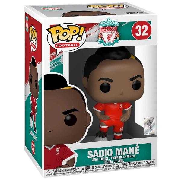 Фигурка Funko POP! Vinyl: EPL: Liverpool: Sadio Mane
