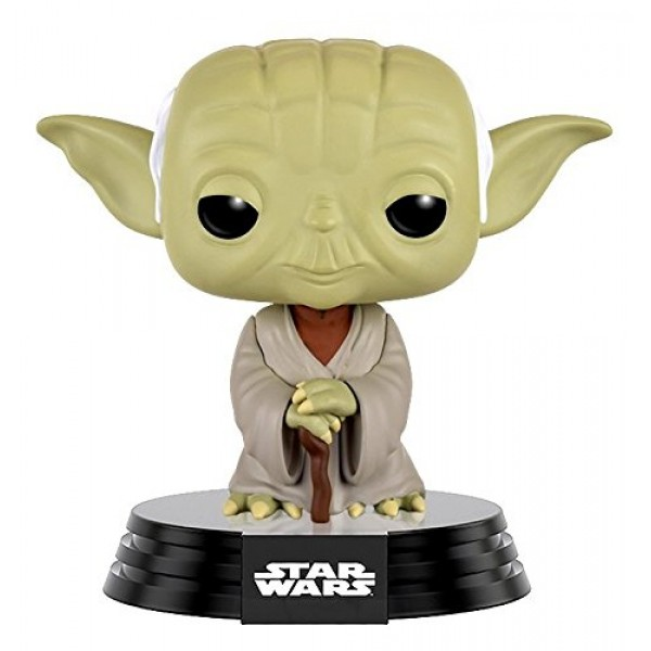 Фигурка Funko POP! Star Wars: Магистр Йода (Dagobah Yoda)