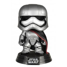 Фигурка Funko POP! Bobble: Star Wars: Captain Phasma