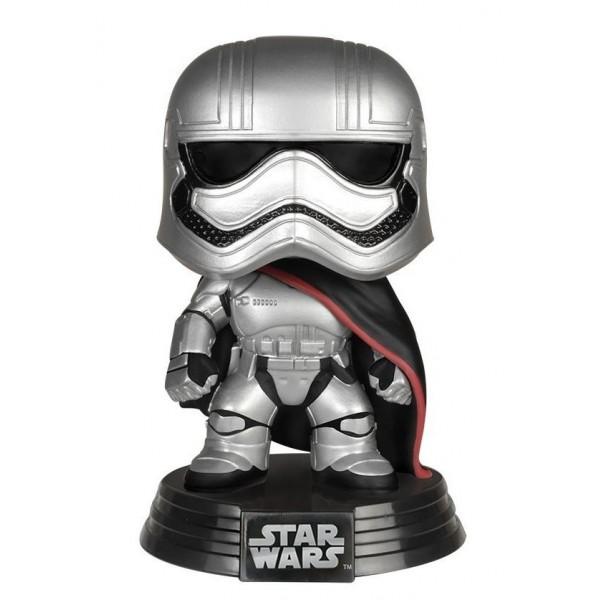 Фигурка Funko POP! Star Wars: Капитан Фазма (Captain Phasma)