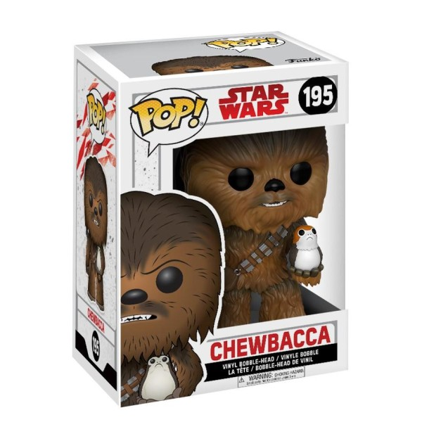 Фигурка Funko POP! Star Wars: Чубакка (Чуи)