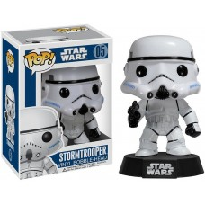 Фигурка Funko POP! Bobble: Star Wars: Stormtrooper