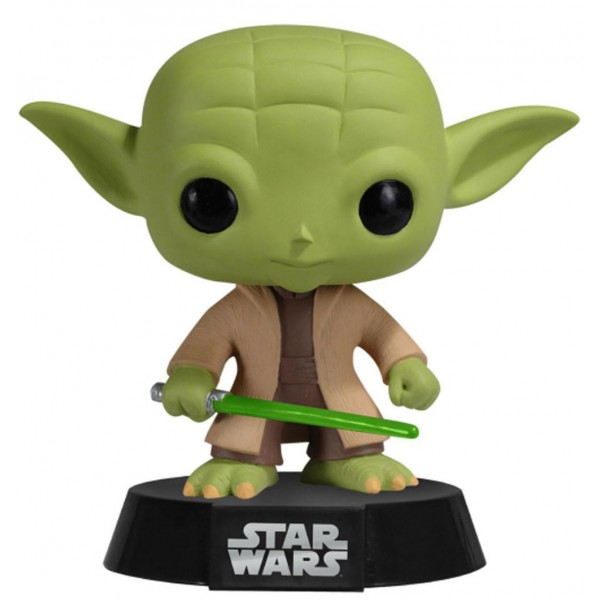 Фигурка Funko POP! Star Wars: Магистр Йода