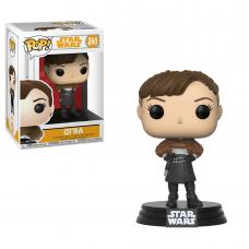 Фигурка Funko POP! Bobble: Star Wars: Solo: Qi'Ra