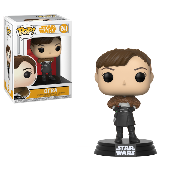 Фигурка Funko POP! Star Wars: Solo: Qi'Ra