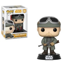 Фигурка Funko POP! Bobble: Star Wars: Tobias Beckett w/ Goggles