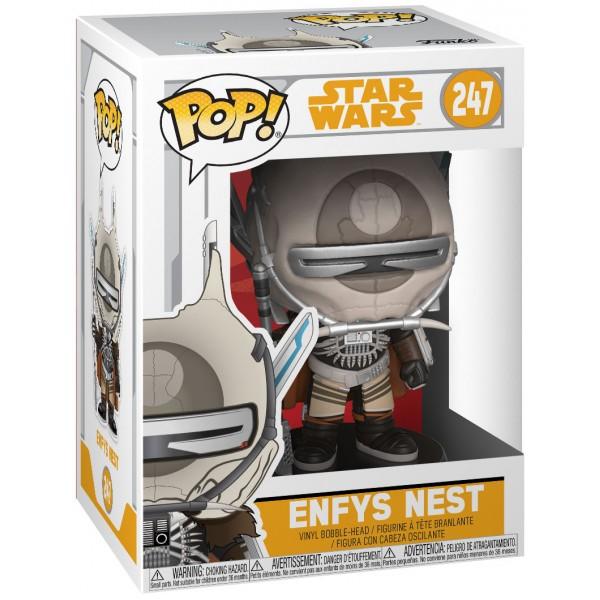 Фигурка Funko POP! Bobble: Star Wars: Solo: Enfys Nest