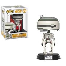 Фигурка Funko POP! Bobble: Star Wars: L3-37