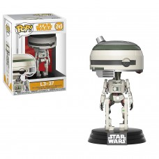 Фигурка Funko POP! Bobble: Star Wars: L3-37