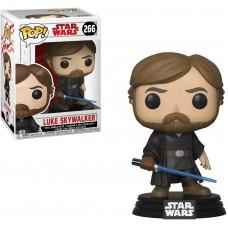 Фигурка Funko POP! Bobble: Star Wars: Luke Skywalker (Final Battle)
