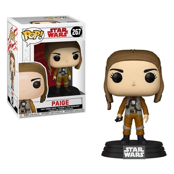 Фигурка Funko POP! Star Wars: The Last Jedi: Paige
