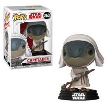 Фигурка Funko POP! Bobble: Star Wars: The Last Jedi: Caretaker