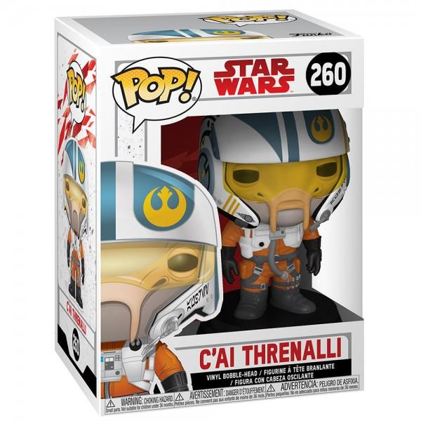 Фигурка Funko POP! Bobble: Star Wars: The Last Jedi: C'ai Threnalli