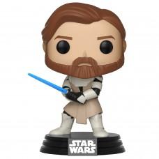 Фигурка Funko POP! Bobble: Star Wars: Clone Wars: Obi Wan Kenobi