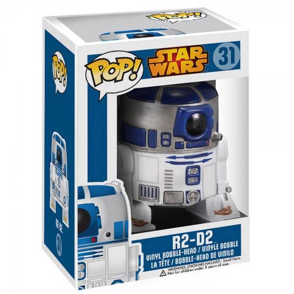 Фигурка Funko POP! Bobble: Star Wars: R2-D2
