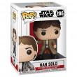 Фигурка Funko POP! Bobble: Star Wars: Han Solo