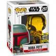 Фигурка Funko POP! Bobble: Star Wars: Boba Fett Gold Chrome Exclusive GC