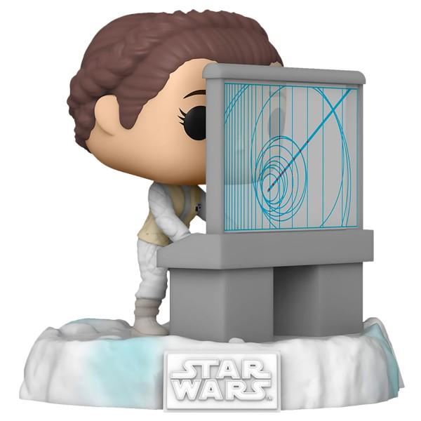 Фигурка Funko POP! Bobble: Deluxe: Star Wars: Leia (Exc)