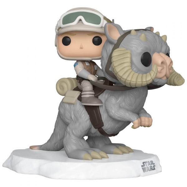 Фигурка Funko POP! Bobble: Deluxe: Star Wars: Luke on Taun Taun