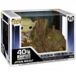 Фигурка Funko POP! Vinyl: Town: Star Wars: Yoda with Hut