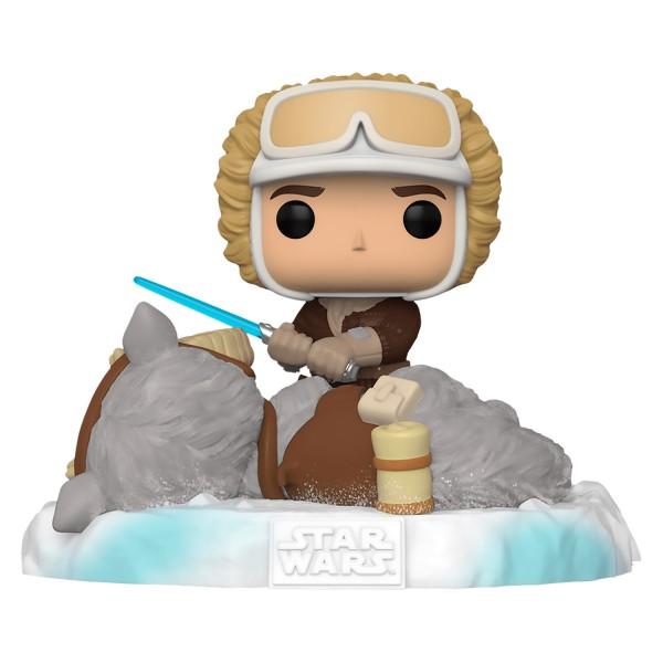 Фигурка Funko POP! Bobble: Deluxe: Star Wars: Han Solo with Tauntaun Battle (Exc)