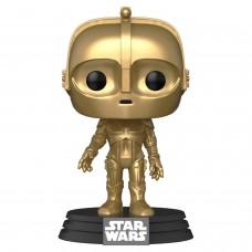 Фигурка Funko POP! Bobble: Star Wars: Concept series C3PO
