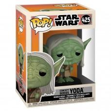Фигурка Funko POP! Bobble: Star Wars: Concept series Yoda