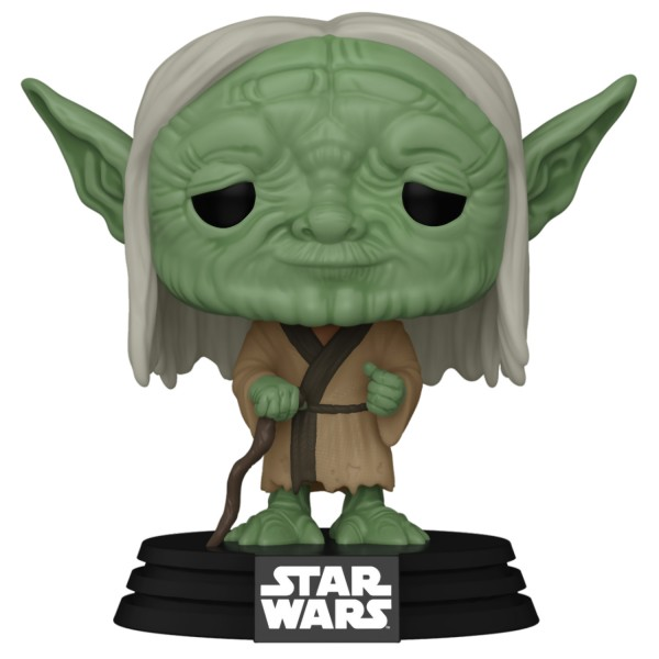 Фигурка Funko POP Bobble: Star Wars: Concept series Yoda