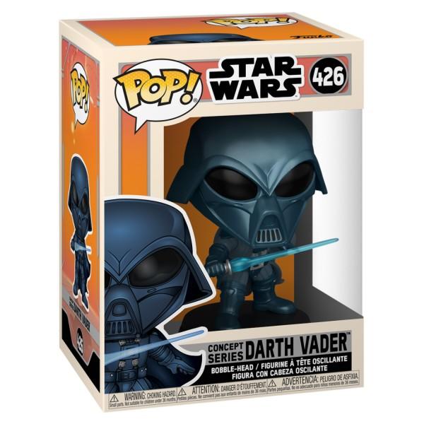 Фигурка Funko POP Bobble: Star Wars: Concept series Darth Vader
