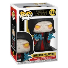 Фигурка Funko POP! Bobble: Star Wars Ep 9: Emperor Palpatine
