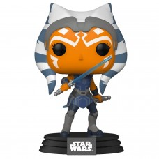 Фигурка Funko POP! Bobble: Star Wars: Clone Wars: Ahsoka