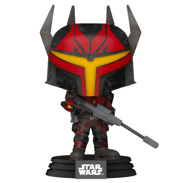 Фигурка Funko POP! Bobble: Star Wars: Clone Wars: Gar Saxon