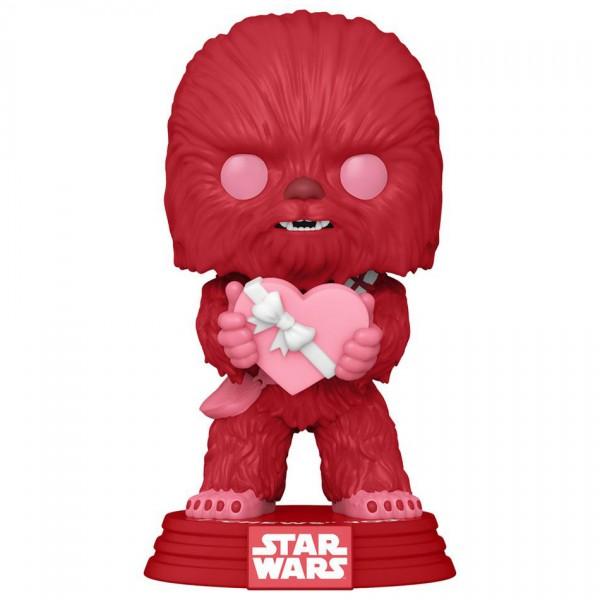 Фигурка Funko POP! Bobble: Star Wars: Valentines: Cupid Chewbacca