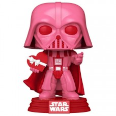 Фигурка Funko POP! Bobble: Star Wars: Valentines: Darth Vader with Heart