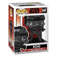 Фигурка Funko POP! Bobble: Star Wars: Bad Batch: Echo
