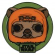 Фигурка Funko POP! Bobble: Star Wars: Wicket W. Warrick (Endor) with Pin (Exc)
