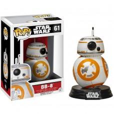 Фигурка Funko POP! Bobble: Star Wars: BB-8