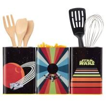 Набор контейнеров для хранения продуктов Funko Star Wars Retro