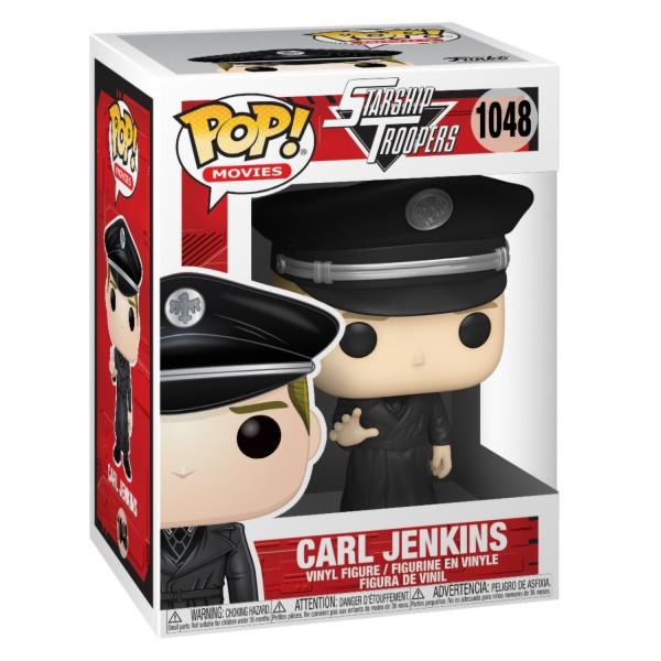 Фигурка Funko POP! Movies: Starship Troopers: Carl Jenkins (Карл Дженкинс)